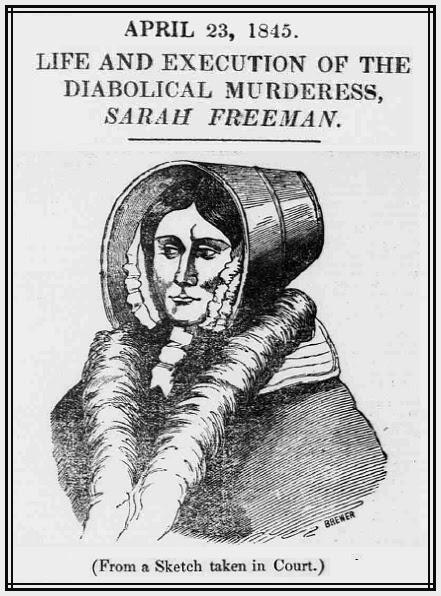 The Unknown History of MISANDRY: Sarah Freeman, English