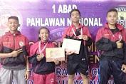Tim Karate Selayar Bawa Pulang 2 Medali