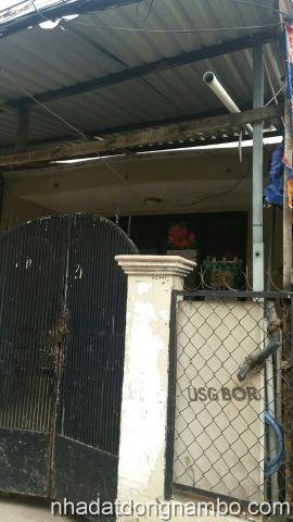 Bán nhà quận 8, đường Phạm Thế Hiển, 2 mặt tiền hẻm, sổ hồng