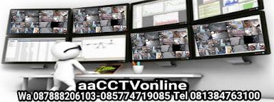 Pasang CCTV CILILITAN-CCTV MURAH CILILITAN