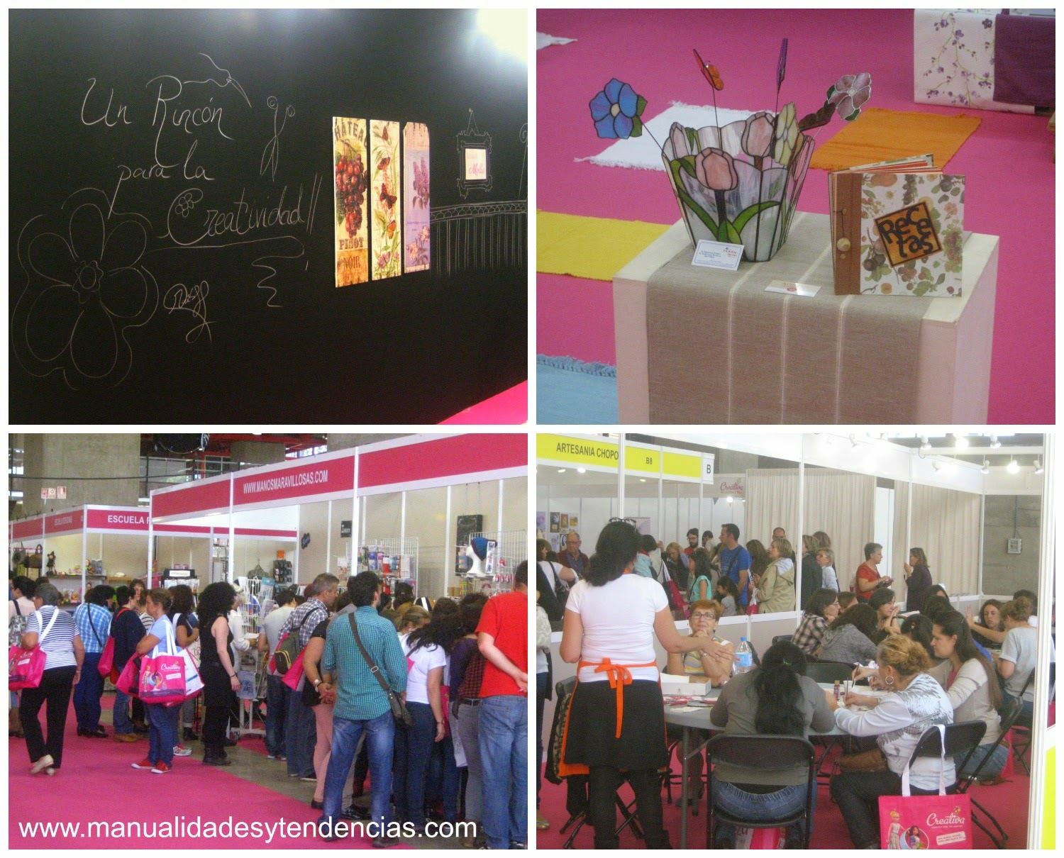 Feria Creativa Madrid 2014