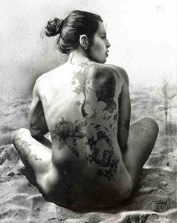 Реалистичные картины. Andres Castellanos