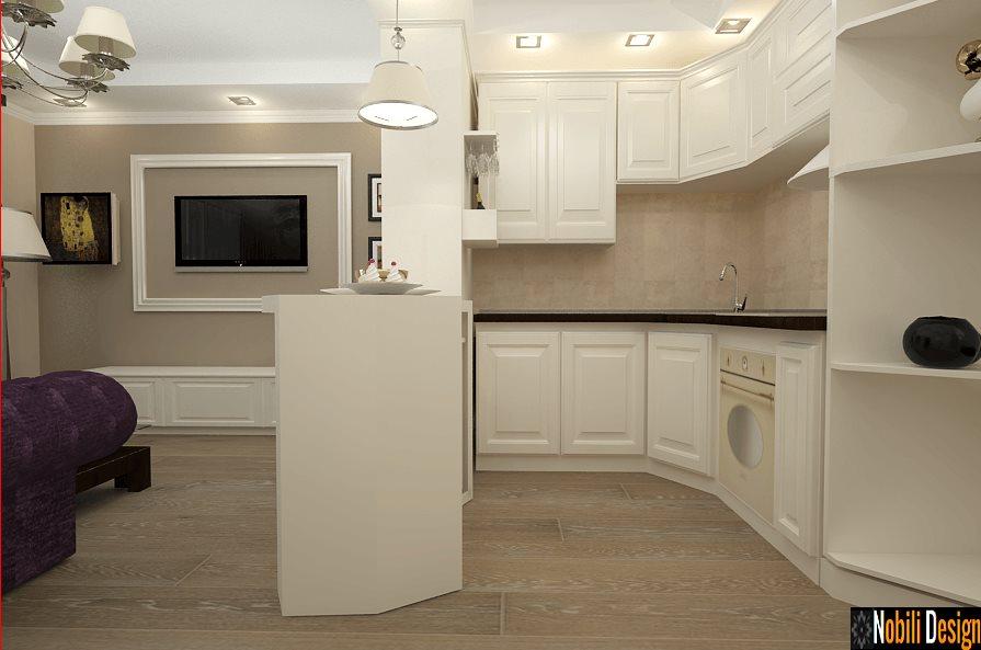 Design interior case parchet lemn stratificat - Amenajari interioare Constanta