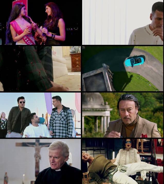 Housefull 3 2016 Hindi 720p BluRay