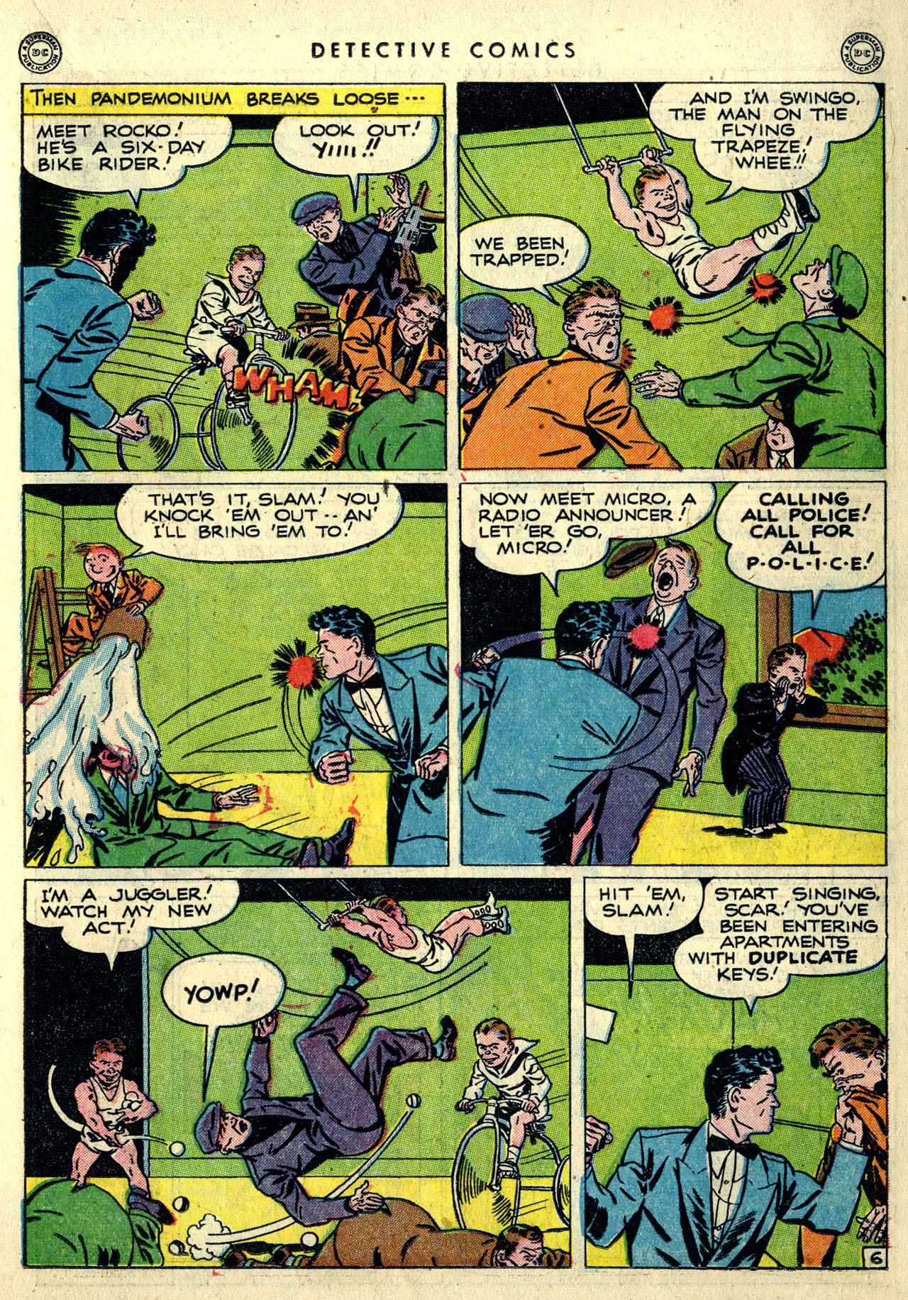 Read online Detective Comics (1937) comic -  Issue #121 - 21