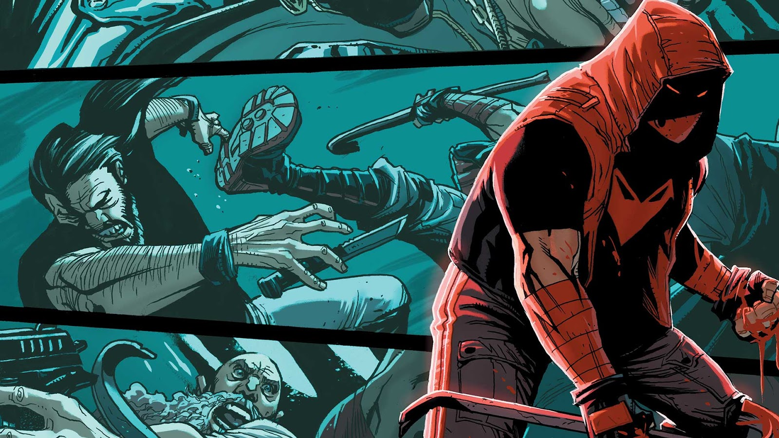 Weird Science Dc Comics Red Hood And The Outlaws 26 Review