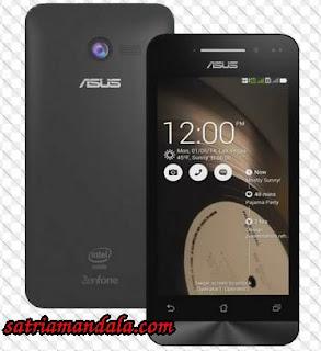 Handphone Android Asus Zenphone 4