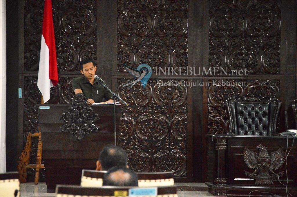 Tahun Depan, DPRD Kebumen Bakal Bahas 11 Raperda