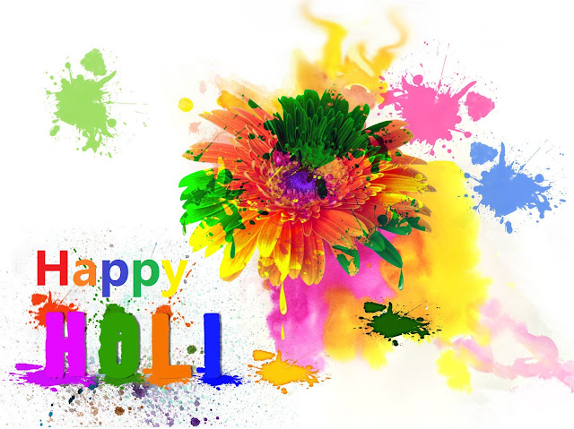 Advance Greeting cards for holi 2016