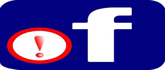 nuevo error en Facebook
