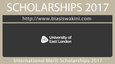 International Merit Scholarships 2017