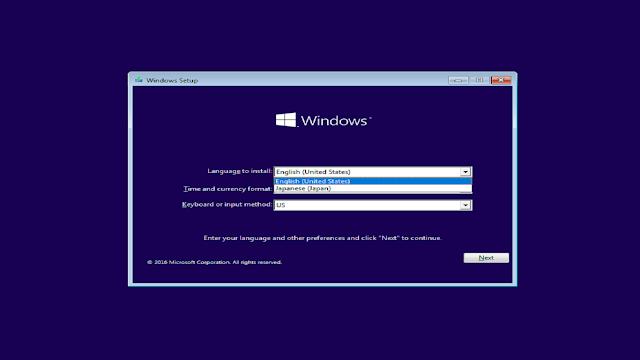 Hướng dẫn thêm các gói ngôn ngữ vào bộ cài Windows 10 Version 1607