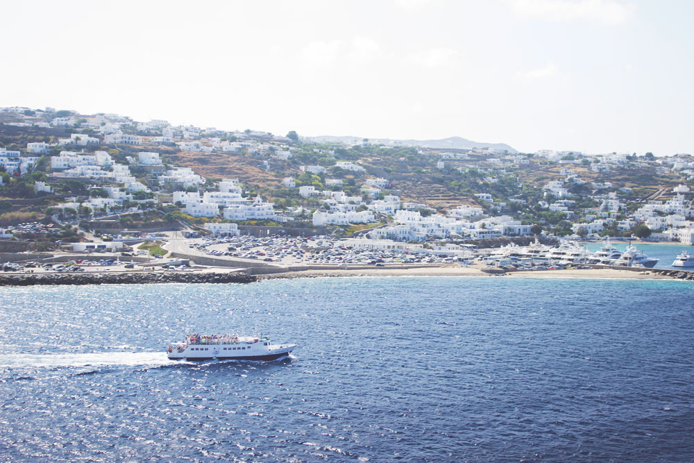 Beautiful Travel Photography | Mykonos, Greece