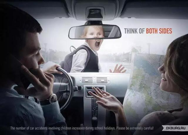 iklan kreatif dan inovatif yang sangat menginspirasi