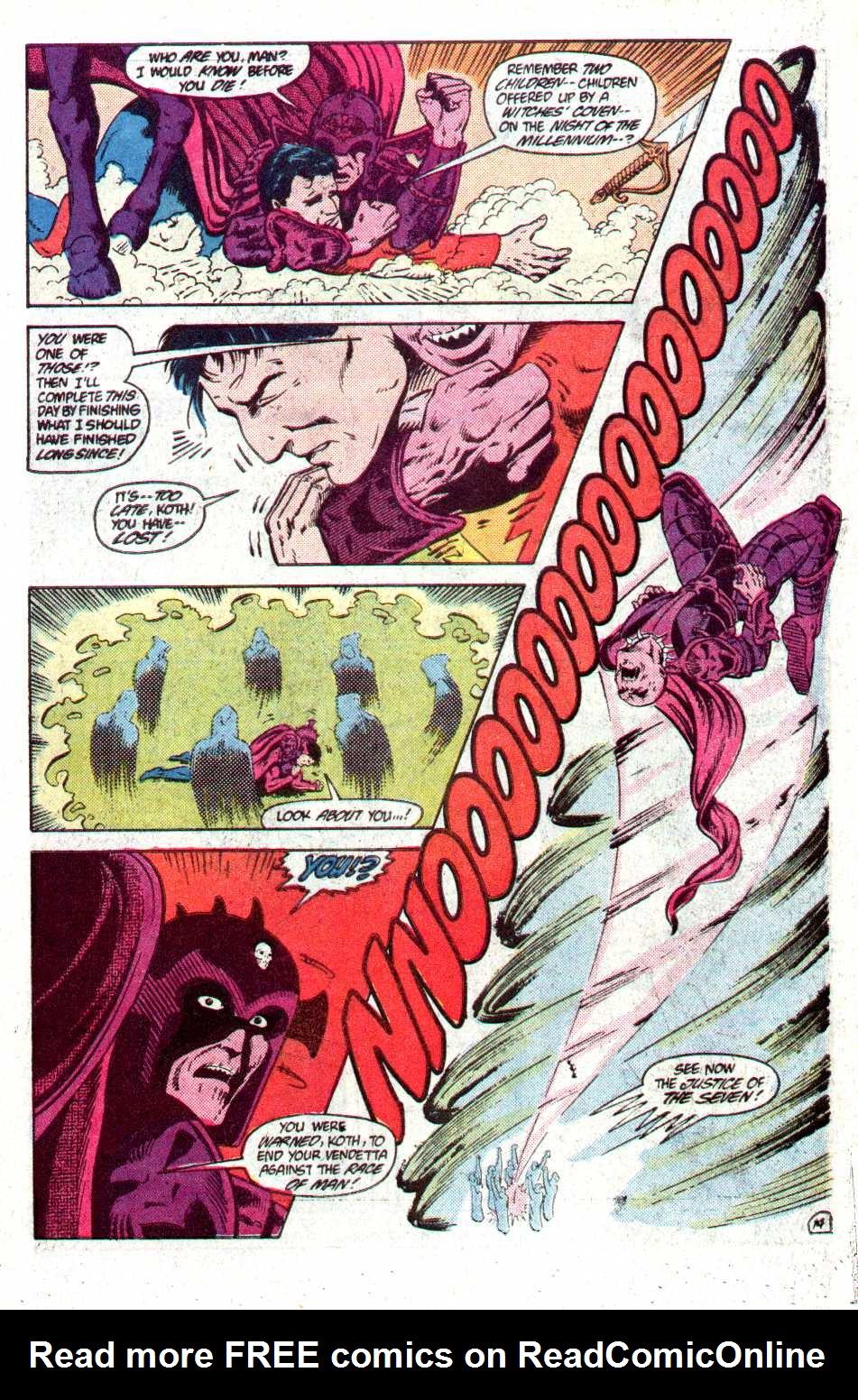 Read online Secret Origins (1986) comic -  Issue #17 - 40