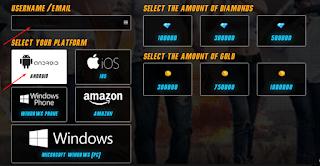 Appsmob.info/freefirehack - Hack Diamond Free fire Battleground
