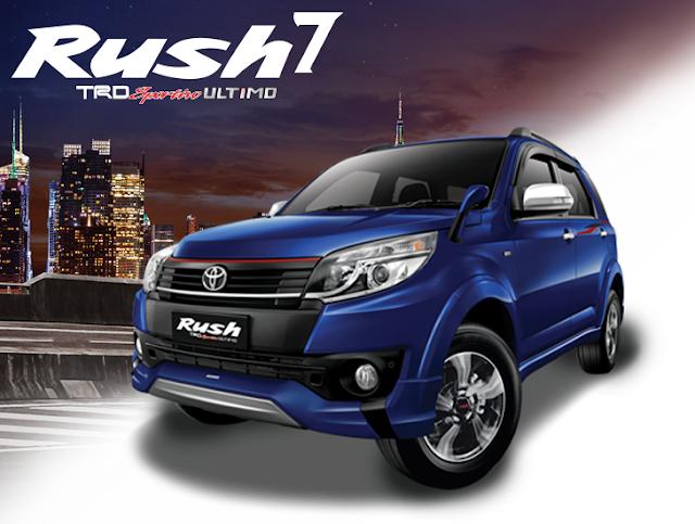 Harga Toyota New Rush 2016 Di Dealer Toyota Nasmoco Semarang Toyota Nasmoco Semarang