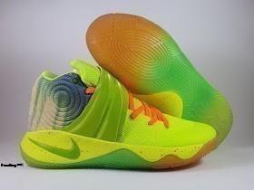 Sepatu Basket Nike Zoom Kyrie Irving 2 Fantasy Green, tokosepatu basket, jual sepatu basket, nike basket kyrie irving , kyrie irving 2 fantasy