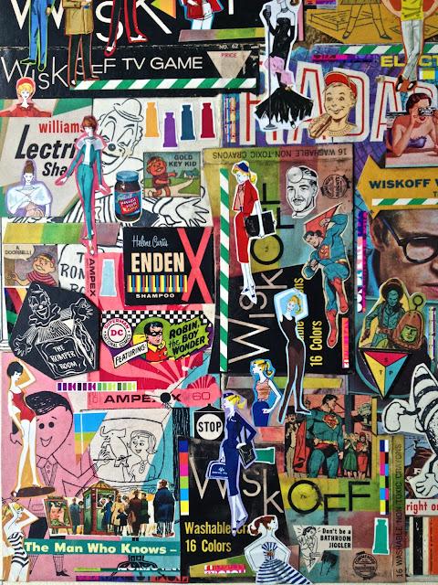 Art Skool Damage Christian Montone Quot Wisk Off Radar Quot 2012