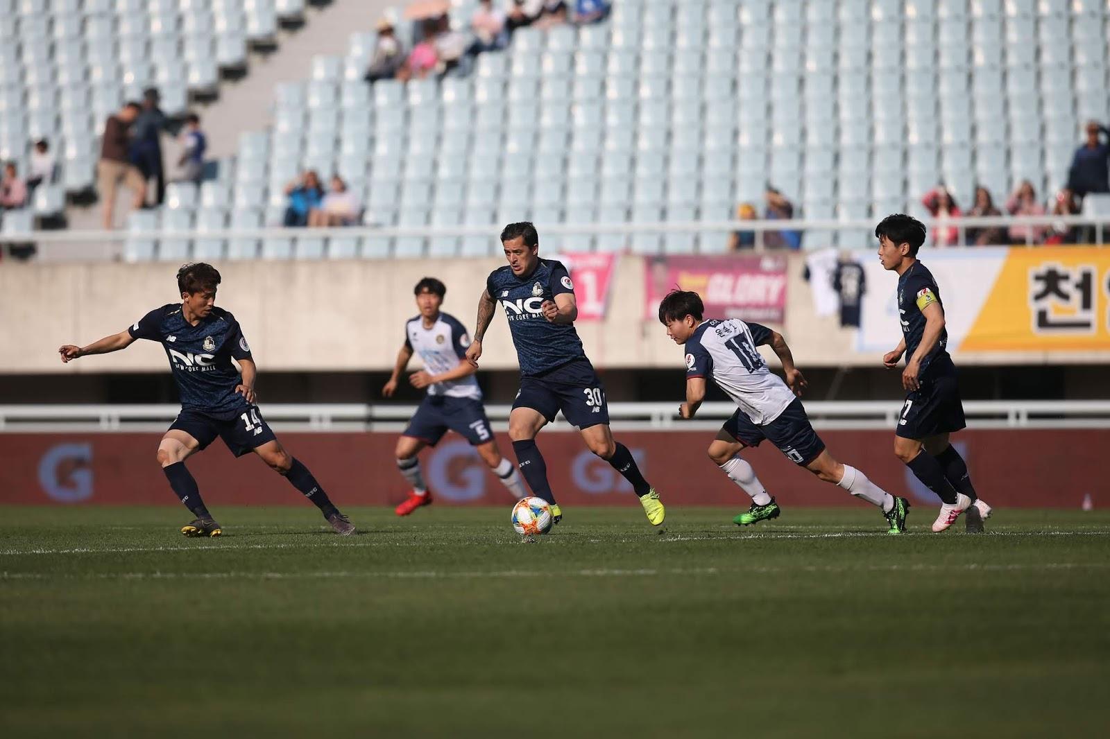 KFA Cup Preview: Daejeon Korail vs Seoul E-Land