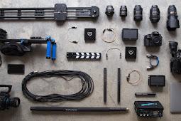 5 Peralatan Penting dalam Fotografi maupun Videografi