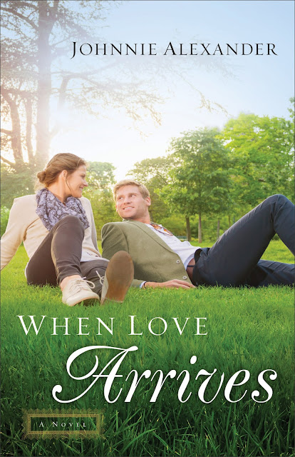 When Love Arrives (Misty Willow #2) by Johnnie Alexander