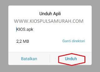 Download Aplikasi Android Kios Mobile Topup