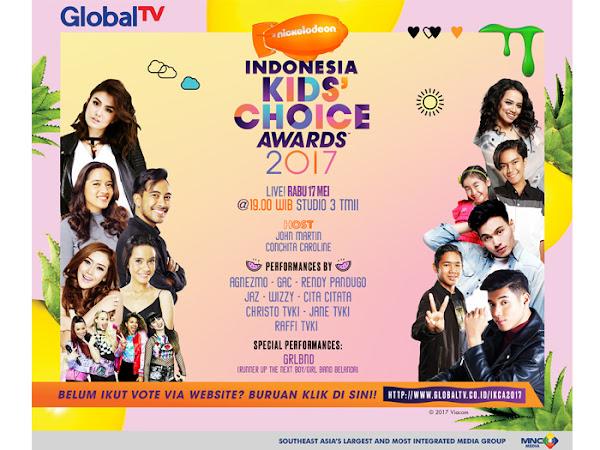 Nickelodeon Indonesia Kids' Choice Awards 2017