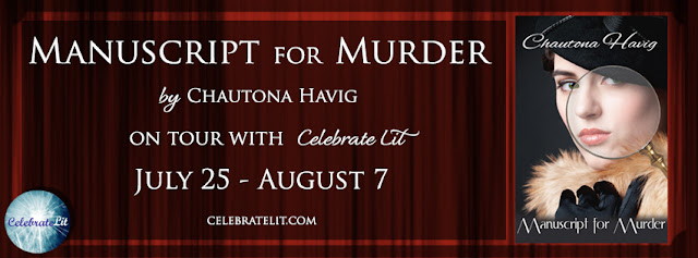 SPOTLIGHT: Manuscript for Murder by Chautona Havig
