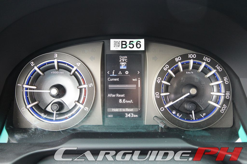 speedometer all new kijang innova 2007 toyota yaris trd parts you need to know about the 2016 w complete specs though is mum whether or not it gets more legroom than before they highlighted fact headroom compared previous s 114