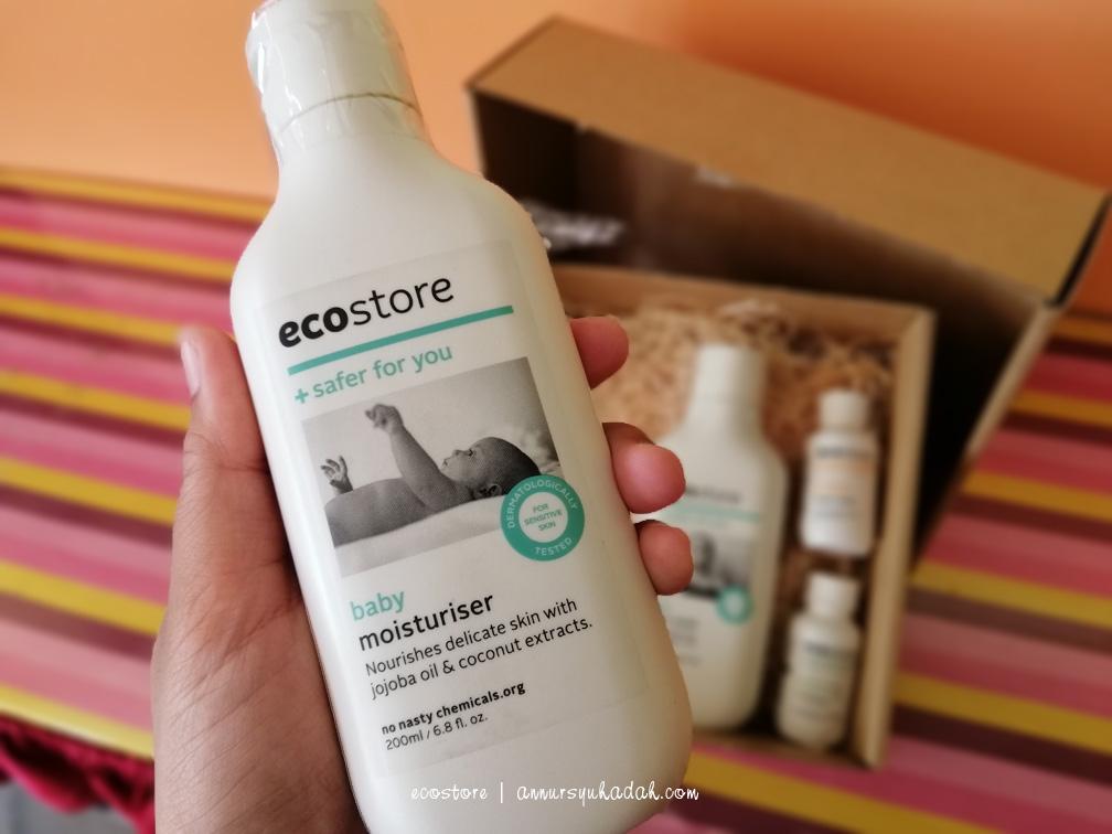ecostore baby moisturiser