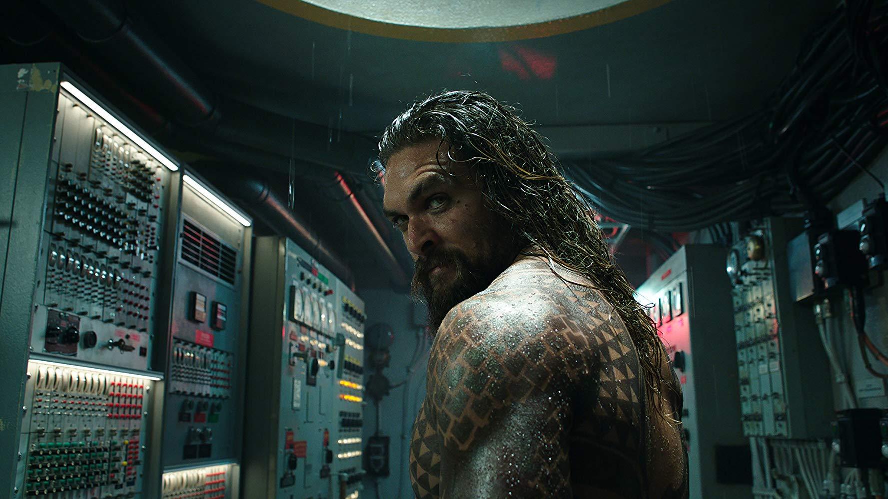 Aquaman: Đế vương Atlantis - Ảnh 1