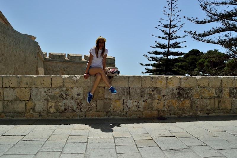 Посещение в Рабат и Мдина, остров Малта