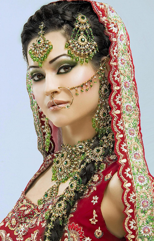 Latest Pakistani Bridal Jewellery Designs for Wedding ...