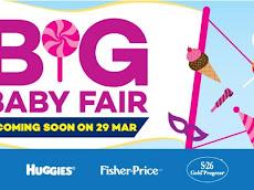 Lazada Malaysia Big Baby Fair (2017)