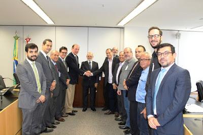 CPRM e empregados assinam acordo coletivo de trabalho mediado pelo TST