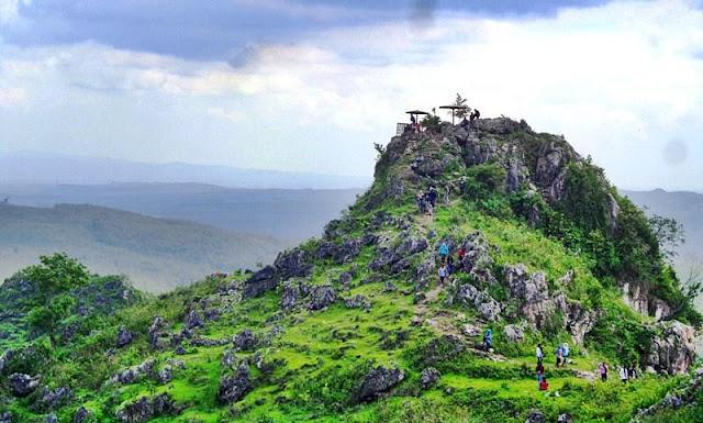 Pegunungan Manggir Blora