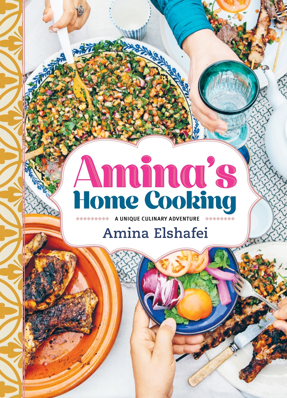 Roundup of great foodie books chocolates and snacks a glug of oil masterchef favorite amina elshafei is blessed with a rich family history her mum is korean and her dad is egyptian delicious recipes in the book include forumfinder Image collections
