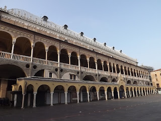 Padua's Palazzo della Ragione