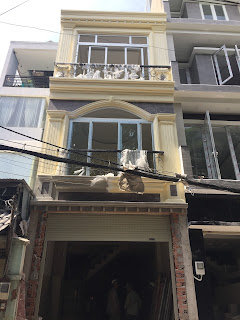 xây dựng nhà phố trọn gói tại tphcm