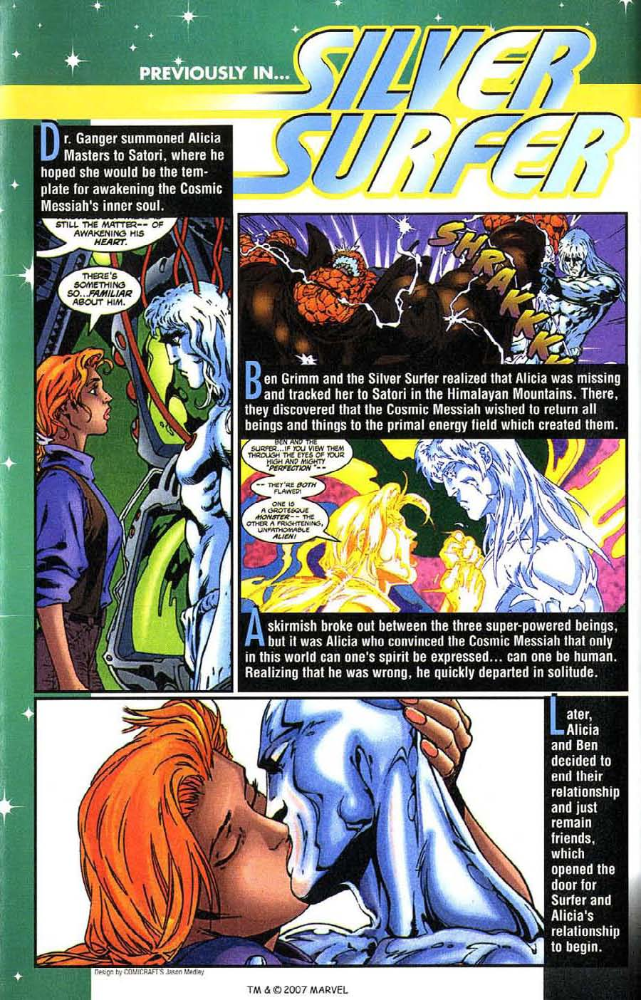 Read online Silver Surfer (1987) comic -  Issue #139 - 3