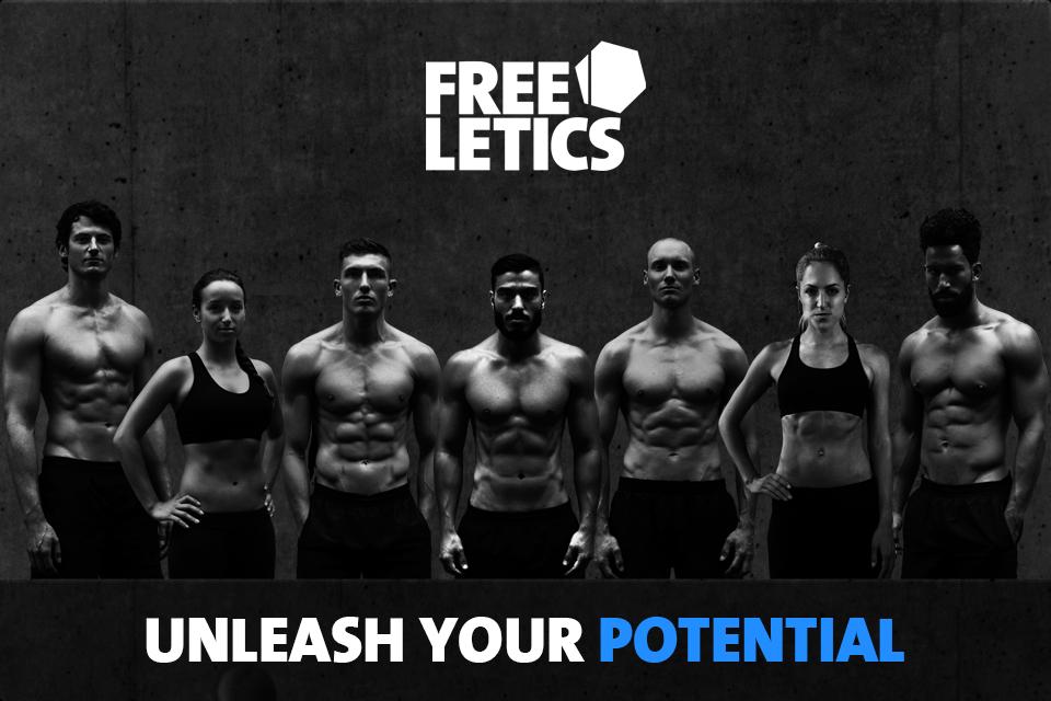 Фриилетикс (Freeletics) -  Тренировки само със собствено тегло
