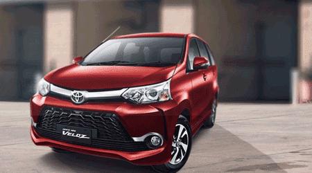 Harga Kredit Toyota Avanza 2018 Jakarta, Tangerang, Depok Bekasi