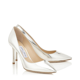 Jimmy Choo Romy Pumps worn by Princess Charlene