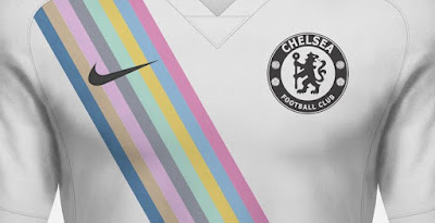 f1dfac76e Nike Chelsea City Edition Kit Concept Inspired By NBA By KIFTH