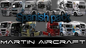 Spanish Pack release