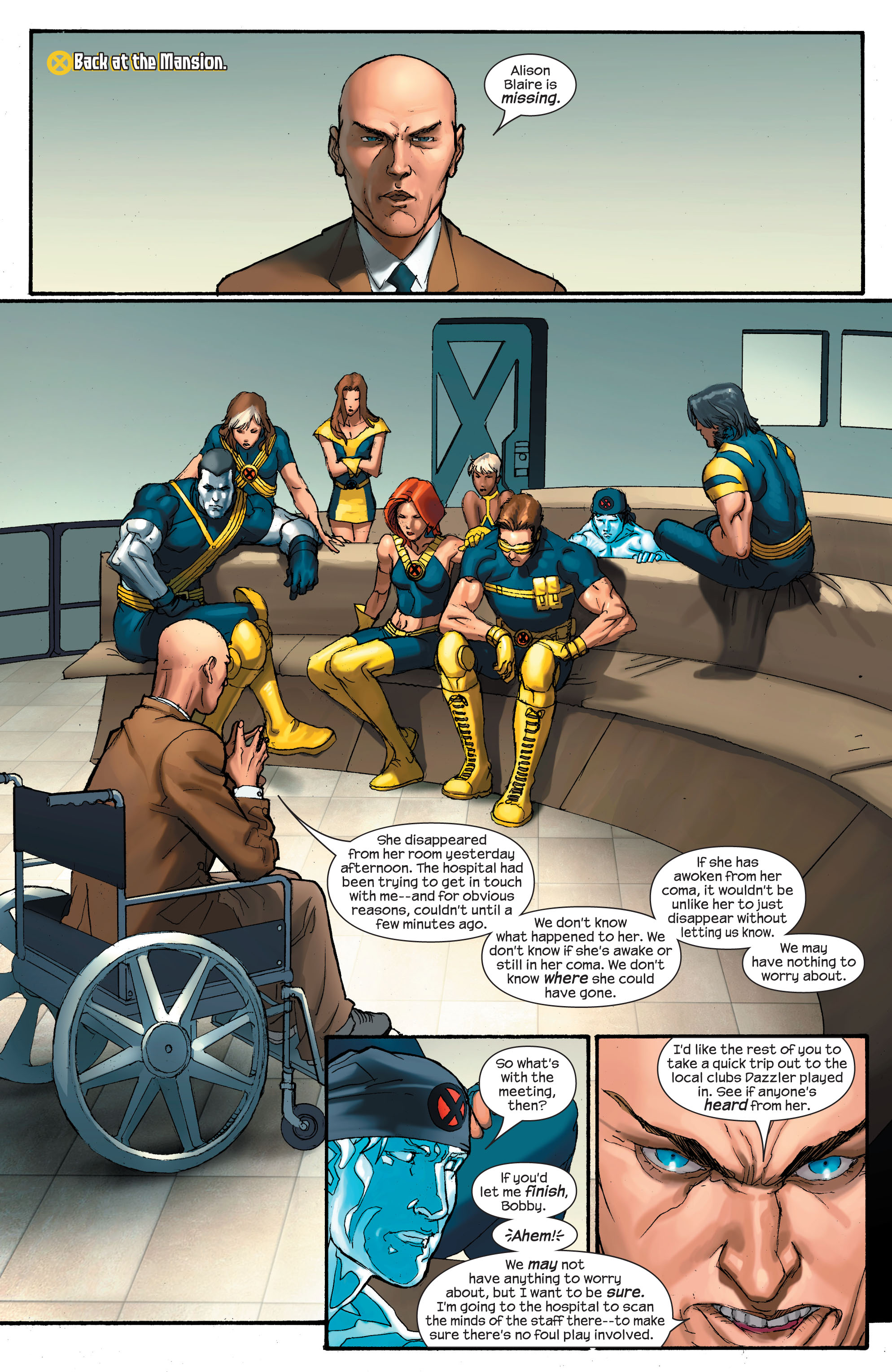 Read online Ultimate X-Men comic -  Issue # _Annual 2 - 17