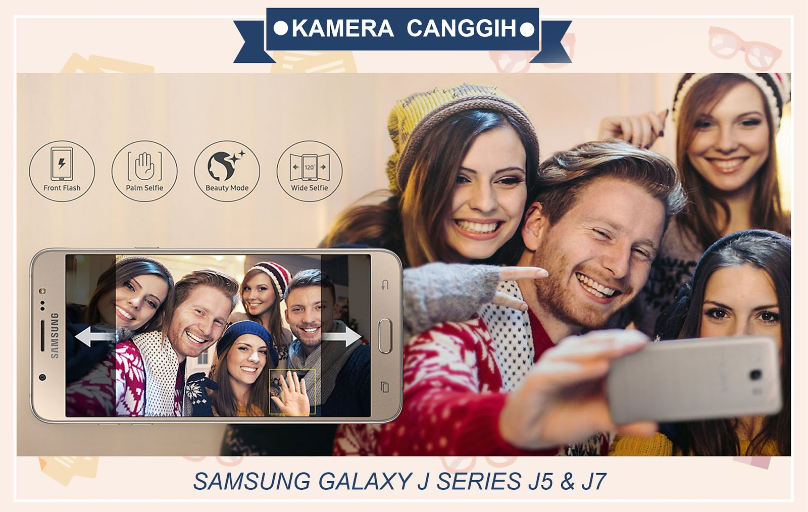 kamera smartphone samsung galaxy j5 j7