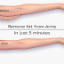 Do This For 5 Minute Daily And Get Rid of Arm Fat and Flabby Muscles In Just 1 Week