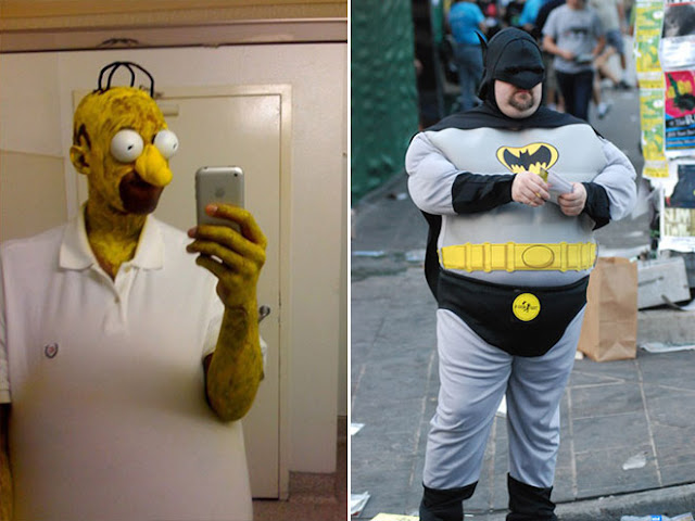 worst batman comic con costumes
